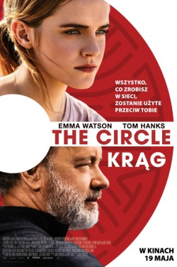 Miniatura plakatu filmu The Circle. Krąg