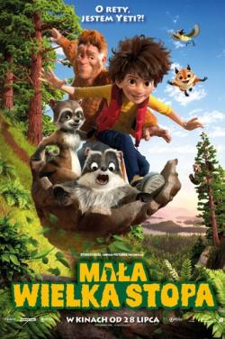 Miniatura plakatu filmu Mała Wielka Stopa