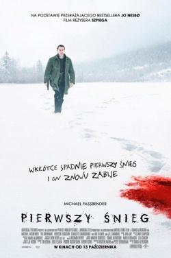 Miniatura plakatu filmu Pierwszy śnieg