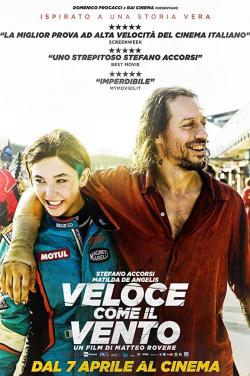 Miniatura plakatu filmu Italian Race