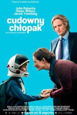 Miniatura plakatu filmu Cudowny chłopak