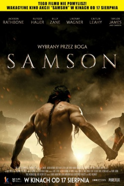 Miniatura plakatu filmu Samson