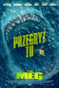 Miniatura plakatu filmu The Meg