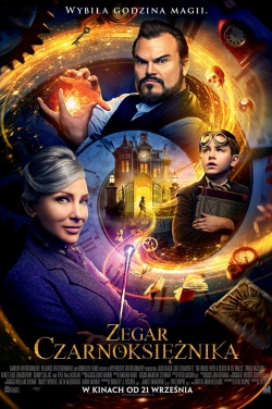 Miniatura plakatu filmu Zegar czarnoksiężnika