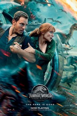 Miniatura plakatu filmu Jurassic World: Upadłe królestwo