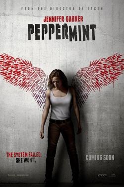 Miniatura plakatu filmu Smak zemsty. Peppermint
