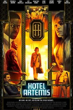 Miniatura plakatu filmu Hotel Artemis