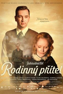 Miniatura plakatu filmu Ogród rodzinny. Przyjaciel