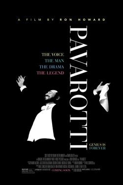 Miniatura plakatu filmu Pavarotti
