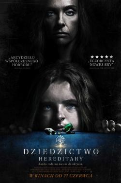 Miniatura plakatu filmu Dziedzictwo. Hereditary