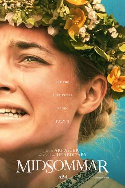 Miniatura plakatu filmu Midsommar. W biały dzień