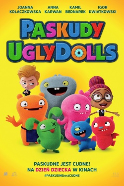 Miniatura plakatu filmu Paskudy. UglyDolls