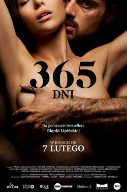 Miniatura plakatu filmu 365 dni
