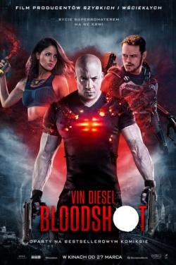 Miniatura plakatu filmu Bloodshot