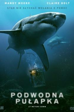 Miniatura plakatu filmu Podwodna pułapka