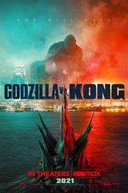 Miniatura plakatu filmu Godzilla vs. Kong