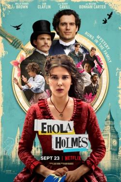 Miniatura plakatu filmu Enola Holmes