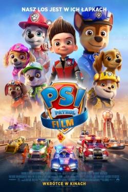 Miniatura plakatu filmu Psi Patrol Film