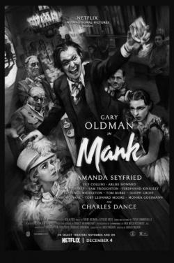 Miniatura plakatu filmu Mank