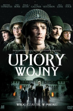 Miniatura plakatu filmu Upiory wojny