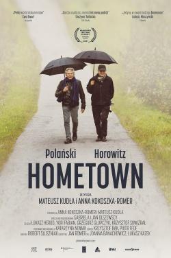 Miniatura plakatu filmu Polański, Horowitz. Hometown