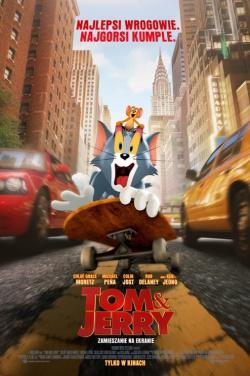 Miniatura plakatu filmu Tom and Jerry