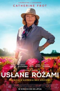 Miniatura plakatu filmu Usłane różami