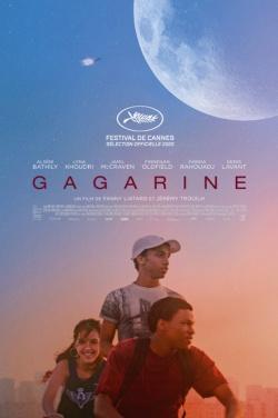 Miniatura plakatu filmu Gagarine