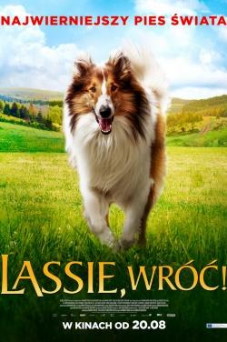Miniatura plakatu filmu Lassie, wróć!