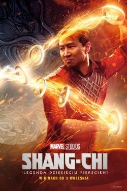 Miniatura plakatu filmu Shang-Chi i legenda dziesięciu pierścieni