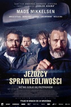 Miniatura plakatu filmu Jeźdźcy sprawiedliwości