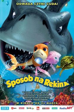 Miniatura plakatu filmu Sposób na rekina