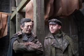 Burke and Hare (2010) - Simon Pegg, Andy Serkis