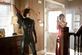 Resident Evil: Retribution (2012) - Milla Jovovich, Bingbing Li