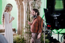 The Hobbit: An Unexpected Journey (2012) - Cate Blanchett, Peter Jackson