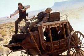 Maverick (1994) - Mel Gibson, Jodie Foster, Paul Brinegar, James Garner