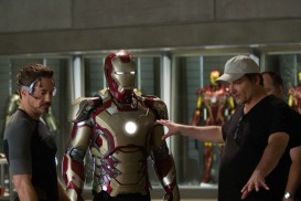 Iron Man 3 (2013) - Robert Downey Jr., Shane Black