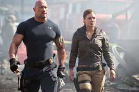 Fast & Furious 6 (2013) - Dwayne Johnson, Gina Carano