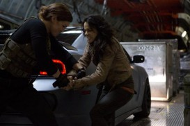 Fast & Furious 6 (2013) - Gina Carano, Michelle Rodriguez