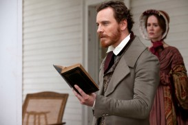 Twelve Years a Slave (2013) - Michael Fassbender, Sarah Paulson