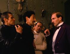 The Grand Budapest Hotel (2014) - Willem Dafoe, Adrien Brody, Mathieu Amalric, Ralph Fiennes