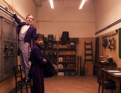 The Grand Budapest Hotel (2014) - Ralph Fiennes, Tony Revolori