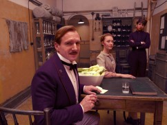 The Grand Budapest Hotel (2014) - Ralph Fiennes, Saoirse Ronan, Tony Revolori