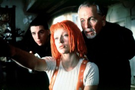 The Fifth Element (1997) - Charlie Creed-Miles, Milla Jovovich, Ian Holm