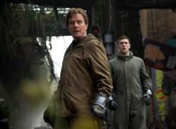 Godzilla (2014) - Bryan Cranston, Aaron Taylor-Johnson