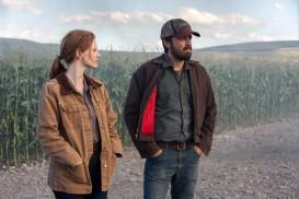 Interstellar (2014) - Jessica Chastain, Topher Grace