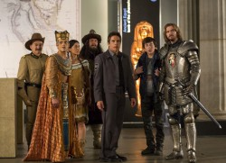 Night at the Museum: Secret of the Tomb (2014) - Robin Williams, Ben Stiller, Mizuo Peck, Dan Stevens, Rami Malek, Skyler Gisondo, Patrick Gallagher