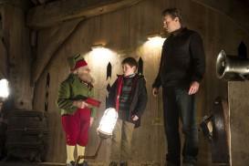 Get Santa (2014) - Kit Connor, Rafe Spall