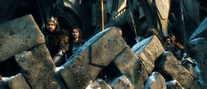 The Hobbit: The Battle of the Five Armies (2014) - William Kircher, Richard Armitage, Aidan Turner