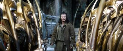 The Hobbit: The Battle of the Five Armies (2014) - Luke Evans